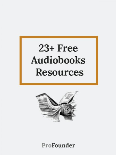 Audiobook-Resources