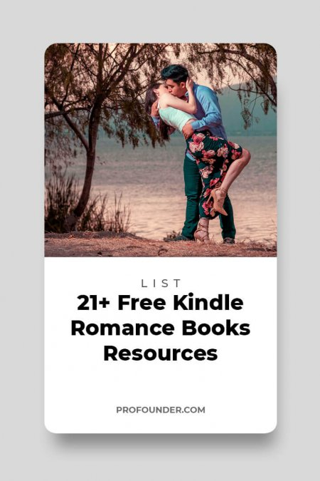 21+ Free Kindle Romance Books Resources