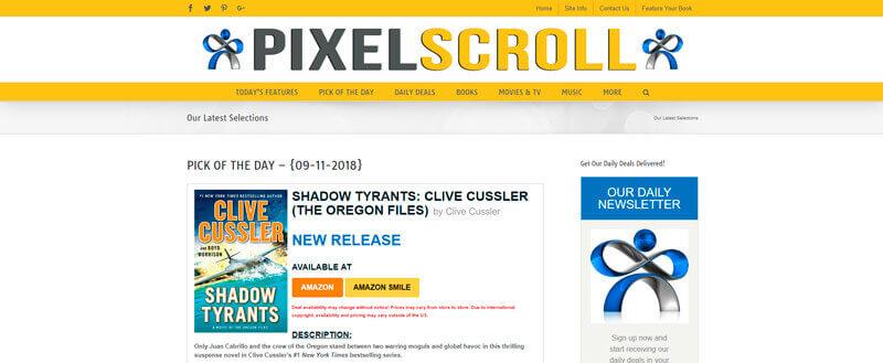 PixelScroll