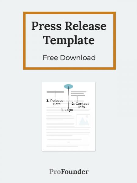 Press-Release-Template