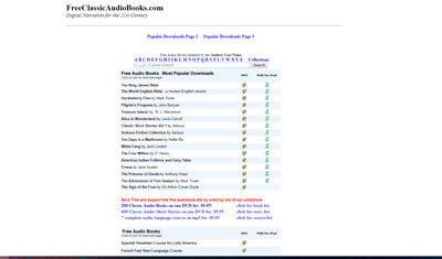 freeclassicaudiobooks.com