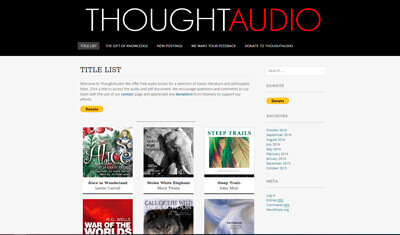 ThoughtAudio