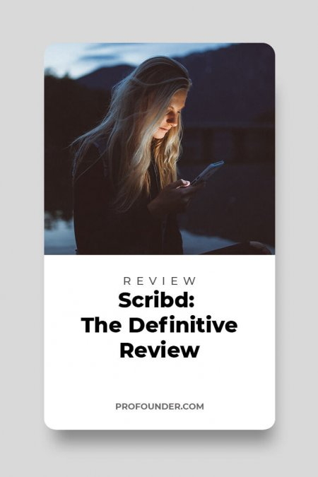 Scribd: The Definitive Review