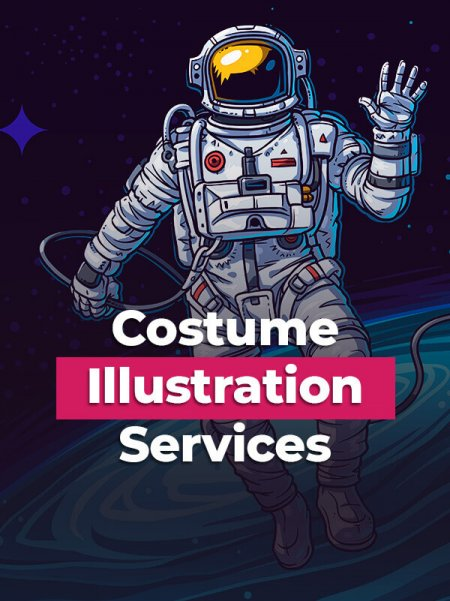 Costume-Illustration-Services