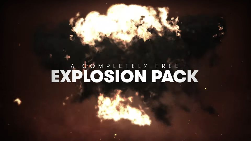 Free Explosion Footages