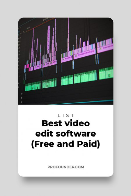 40+ Best Paid and Free Video Editing Software in 2020