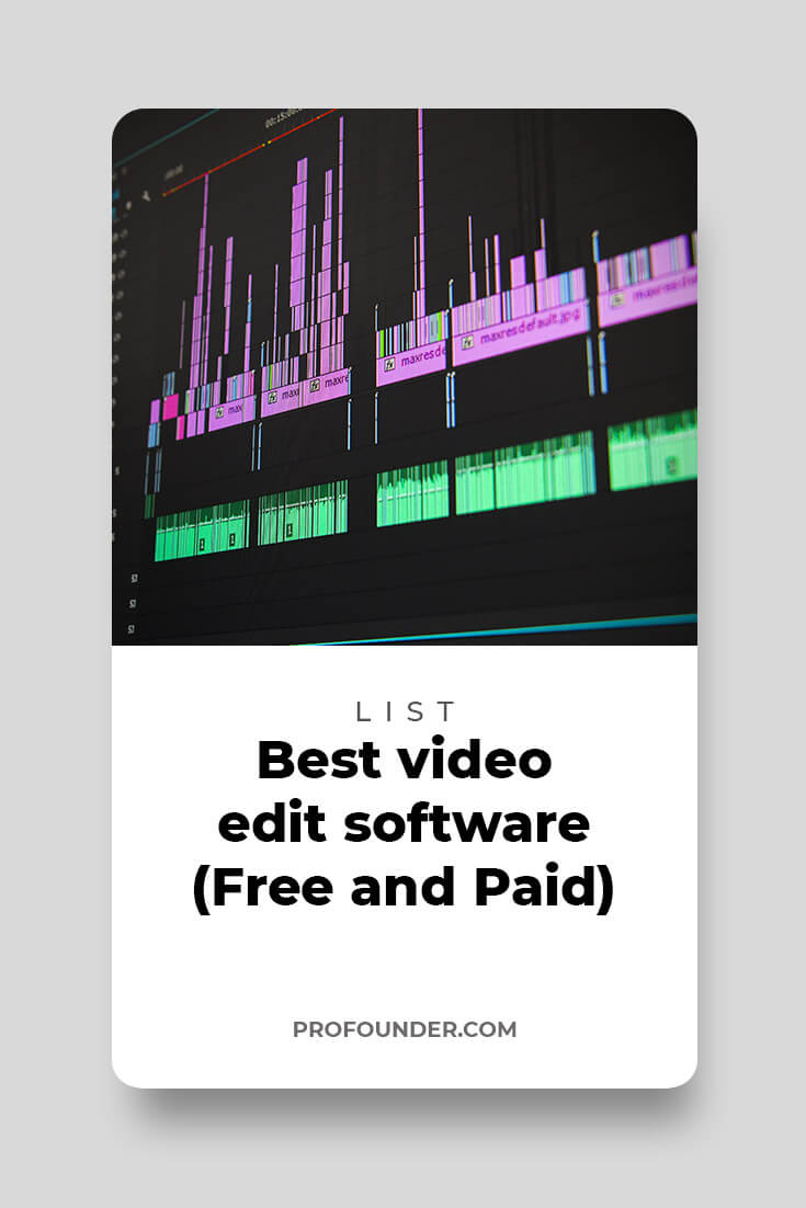 Best Savings Accounts 2020.40 Best Paid And Free Video Editing Software In 2020 Full