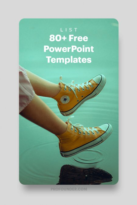 80+ Best Templates for PowerPoint in 2020 (free download)